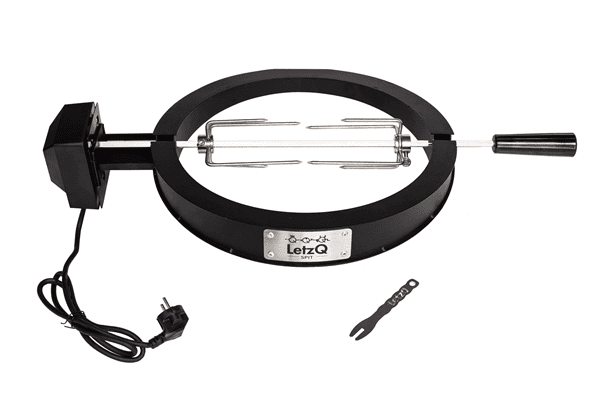 Picture of LETZQ SPIT KAMADO 13 INCH - MINIMAX - SMALL