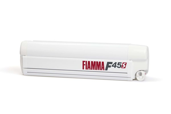 Immagine di FIAMMA F45 S EN F45 L LEFT POLAR WHITE BOX