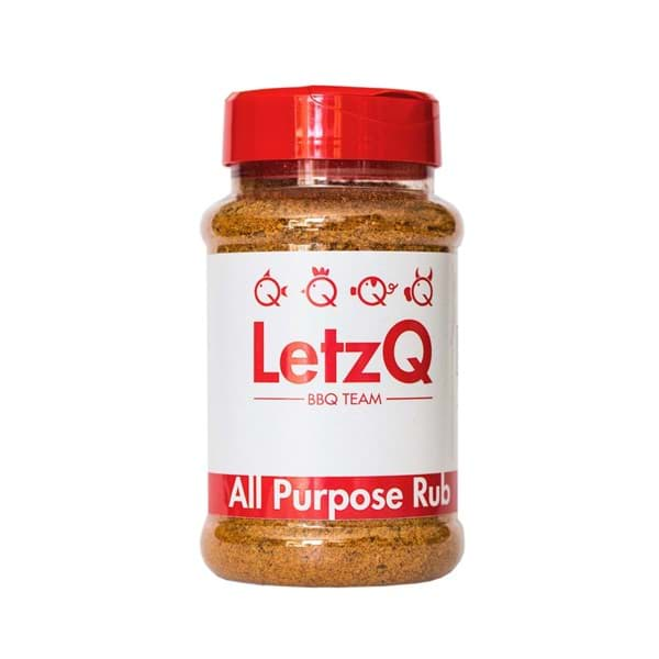 Picture of LETZQ ALL PURPOSE RUB - POT 350 GRAM
