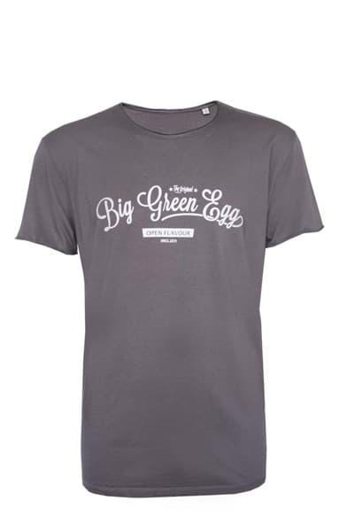 Immagine di BIG GREEN EGG T-SHIRT - DARK GREY - MEDIUM