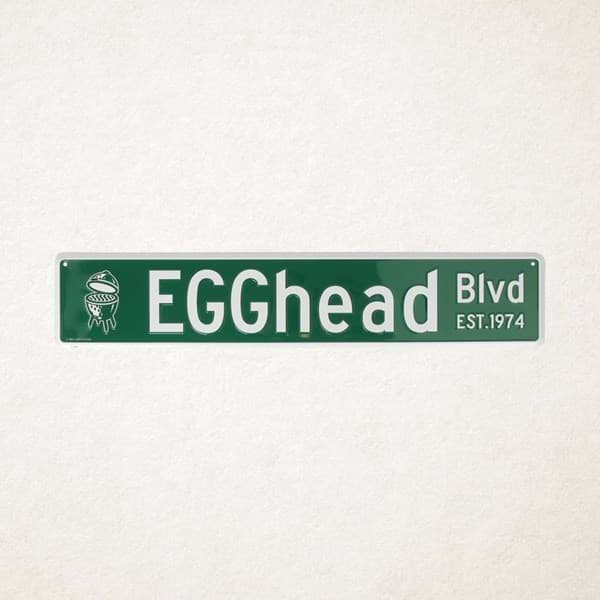 Picture of STREET SIGN EGGHEAD BLVD