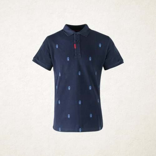 Image de GOLF POLOSHIRT NAVYBLAUW - MEDIUM